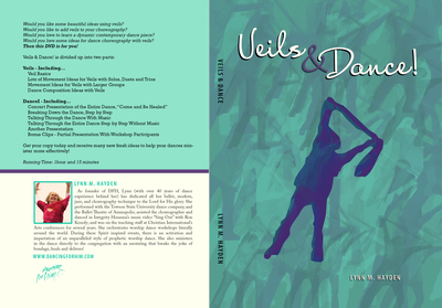 Veils & Dance instructional DVD
