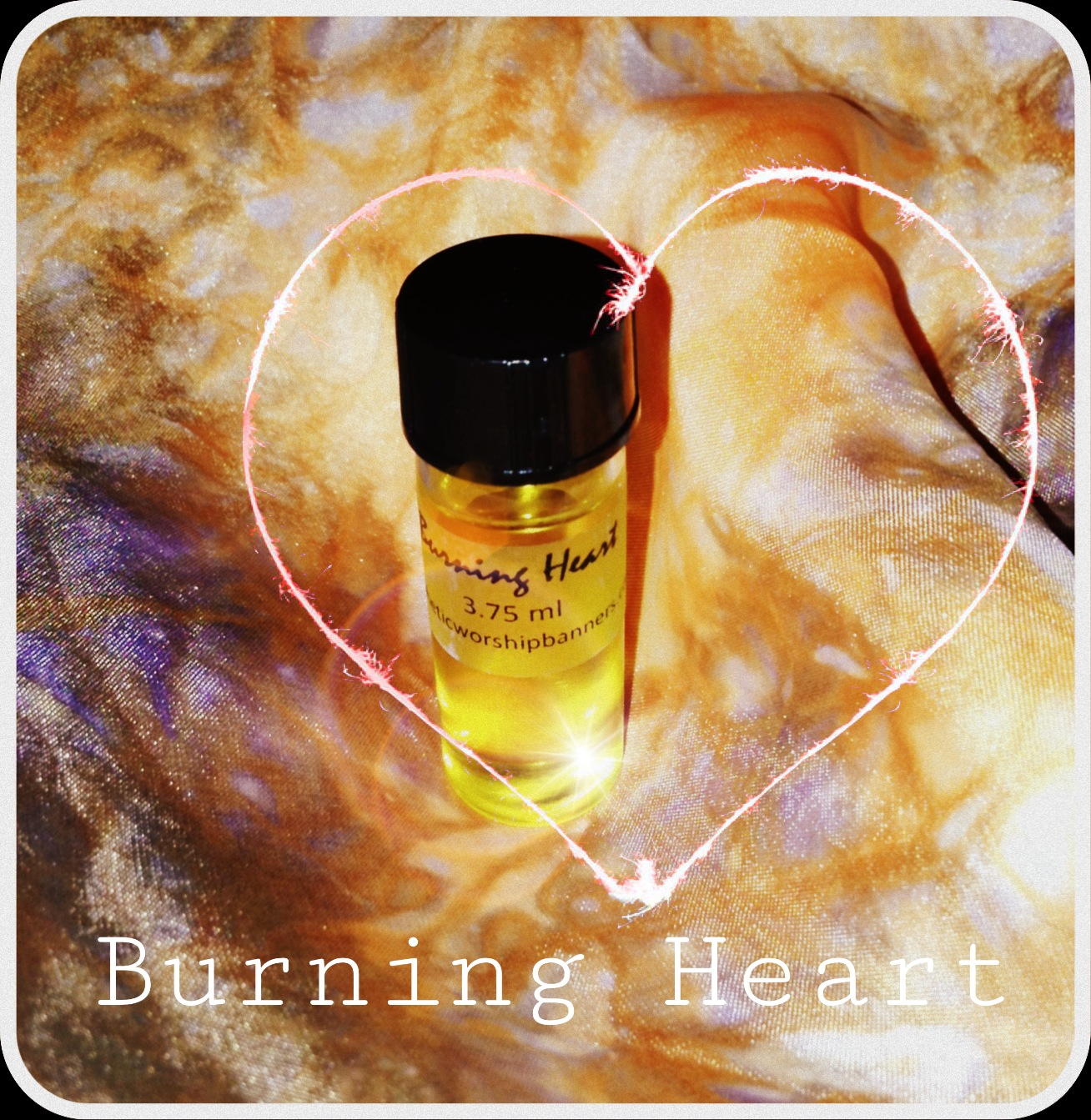 Anointing Oils | Prophetic Worship Banners